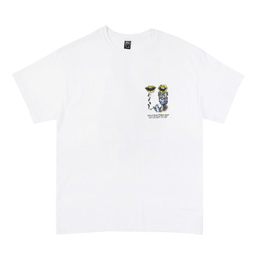 Braindead Invasion SS T-Shirt - White