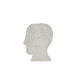 Brain Dead Logo Head Incense Burner Concrete