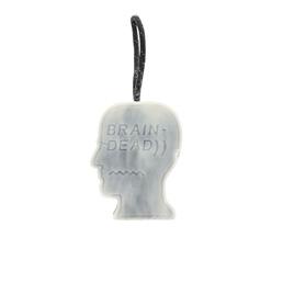 Brain Dead Logo Head Soap On A Rope Marble