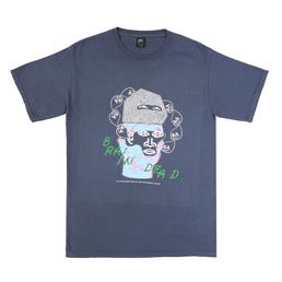 Brain Dead Cure S/S T-Shirt Navy