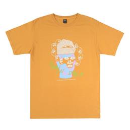 Brain Dead Cure S/S T-Shirt Yellow