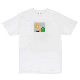 Bootleg Is Better Tips S/S T-Shirt White