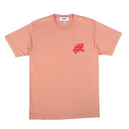 Better Leopard T-Shirt Peach