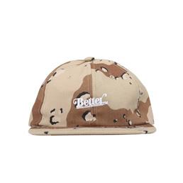 Better Logo Strapback Hat Camo