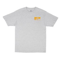 BIB Hike Tee - Ash/Orange