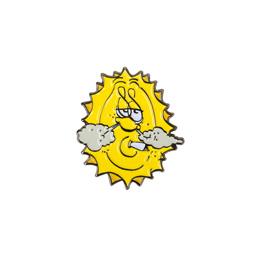 BIB Sunny Lapel Pin