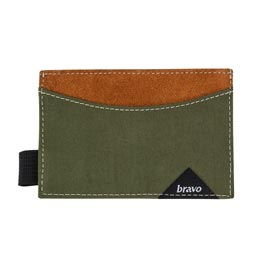 Bravo Lima Card Holder Army/ Khaki
