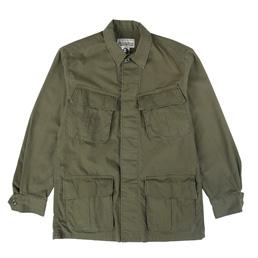 Bob Marley x Wacko Maria Fatigue Jacket Khaki