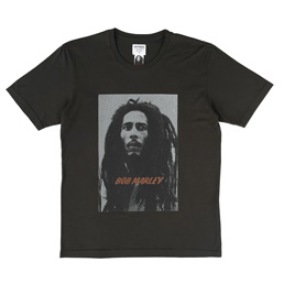 Bob Marley x WM Standard T-Shirt Black
