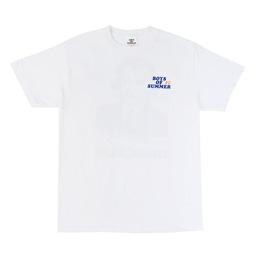 Boys of Summer Chick T-Shirt White