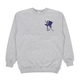 Boys Of Summer Crew Neck Sweatshirt - Grey