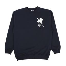 Boys Of Summer Crew Neck Sweatshirt - Navy