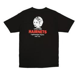 Boys Of Summer Hairnet Tee - Black
