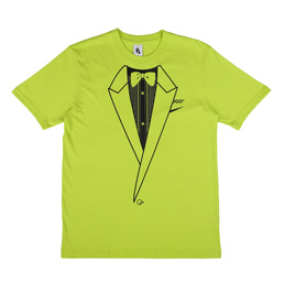 Nike NRG A6 T-shirt - Cyber/Black