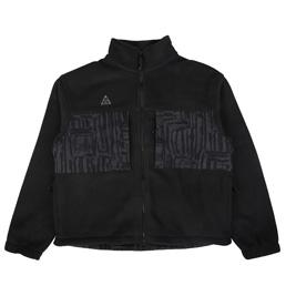 Nike NRG ACG Microfleece Jacket - Black/Anthracite