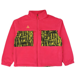 Nike NRG ACG Microfleece Jacket - Rush Pink/Opti Y
