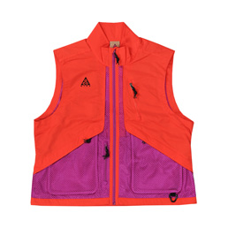 Nike ACG Vest - Habanero Red/Vivid Purple