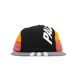 Adidas x Palace Running Hat Grey/ Lucky Orange