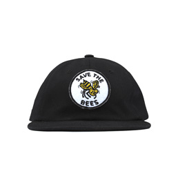 Better Save The Bees Hat Black