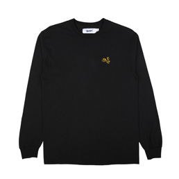 Better Save The Bees LS T-Shirt - Black