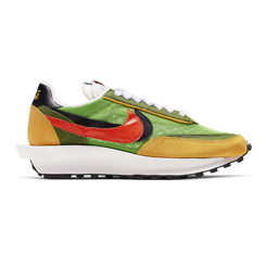 NikeLab LD Waffle x Sacai - Green Gusto/Safety Ora