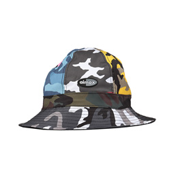 Nike ERDL Party Bucket Hat - Black/Multi
