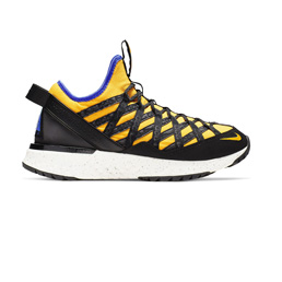Nike ACG React Terra Gobe Shoes-Amarillo/Racer Blu
