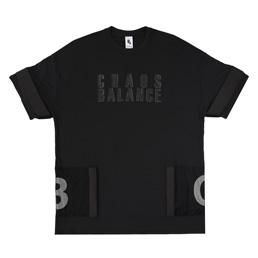 Nike NRG Zn SS T-Shirt - Black/Black