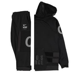 Nike NRG Zn Track Suit - Black/Black