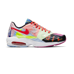 NikeLab x Atmos Air Max2 Light QS -Bright Crimson