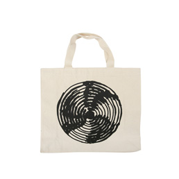 Book Works Tote Bag Natural