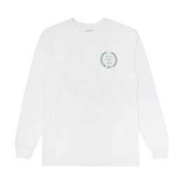 Book Works Venn L/S T-Shirt - White