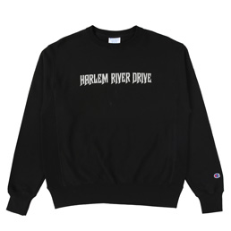 Book Works HRD Crew - Black