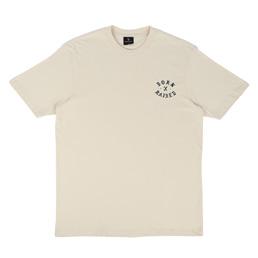 Born x Raised 3D Rocker T-Shirt Cream