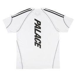 Adidas x Palace T-Shirt White/ Black