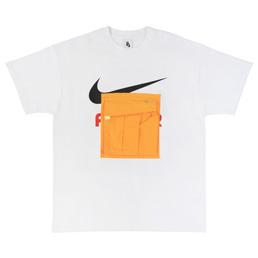 Nike ISPA Air T-Shirt - White