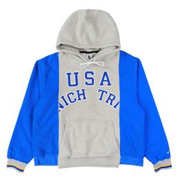 Nike NRG ISPA Hoodie Photo Blue