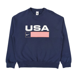 Nike NRG Crew Swoosh Stripe - Midnight Navy
