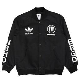 Adidas x NBHD NH Stadium Jacket Black