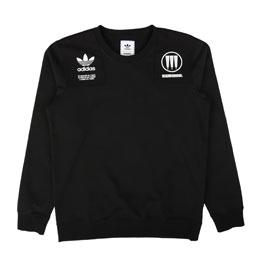 Adidas x NBHD NH Commander Sweater Black