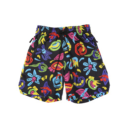 NikeLab NRG Short AOP - Multi/Black