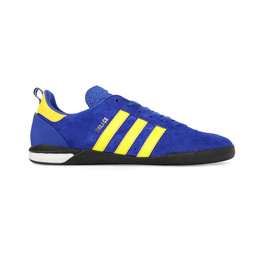 Adidas x Palace Indoor Blue/ Yellow/ Gold