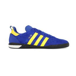 Adidas x Palace Indoor Blue/ Yellow/ Gold