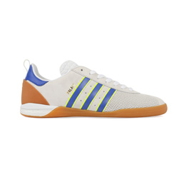 Adidas x Palace Indoor White/ Blue/ Yellow