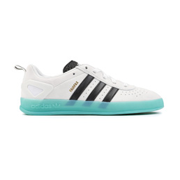 Adidas x Palace Pro - White/Black/Cyan