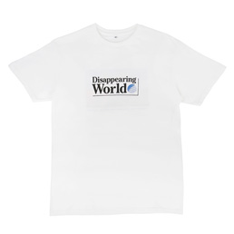 Chill Out Disappearing World T-Shirt White