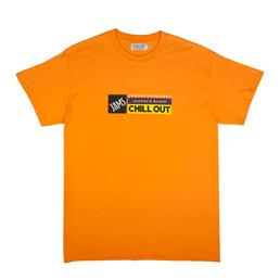 Chill Out Jams Burritos T-Shirt Orange