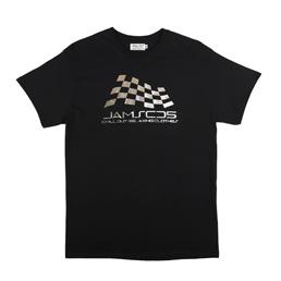 Chill Out Jams CD5 Racing T-Shirt Black