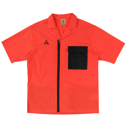 Nike ACG Top SS Habanero Red/Black