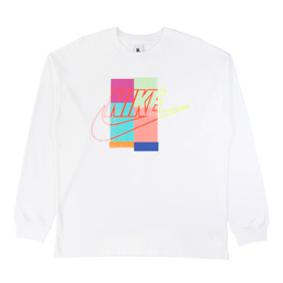 NikeLab x Atmos NRG CU LS T-Shirt - White